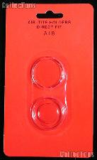 "Air-Tite Coin Capsule Direct Fit ""A18"" Coin Holder for DIMES"