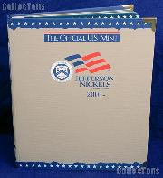 U.S. Mint Jefferson Nickel 2001-2007 Album #2203