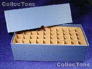 Coin Roll Box for 50 Rolls or Tubes of NICKELS
