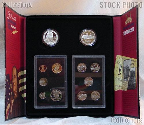 2006 American Legacy Collection Proof Sets 12 Coins