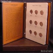 Susan B Anthony Dollar Set 1979 - 1999 Complete BU & Proof Set w/ Rare 1981-S Type 2 SBA Proof (18 coins) in Dansco Album # 8180