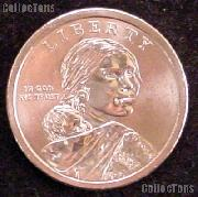 2010-P Native American Dollar BU 2010 Sacagawea Dollar SAC