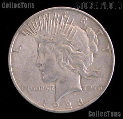 Don't miss out on this rare 1923 S Peace Silver Dollar at this low price!