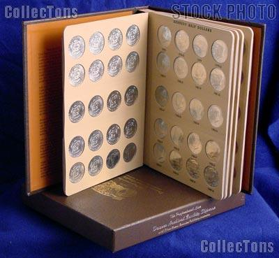 Kennedy Half Dollar Set 1964 to Date Complete Uncirculated Set P & D Mints (92 Coins) in Dansco Album # 7166 w/ Slipcase