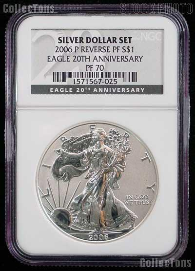 American Eagle Silver Dollar 2006 American Eagle Silver