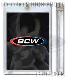 10 Sports Card Holders Magnetic by BCW Super Thick Magnetic Card Holders 180 Point