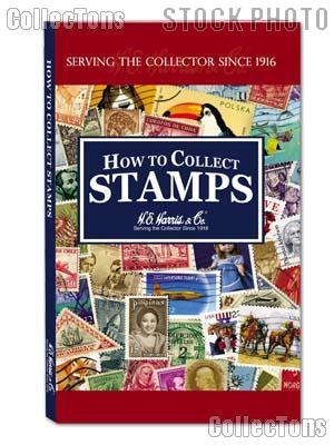 How to Collect Stamps by H.E. Harris & Co. - Paperback