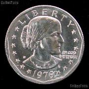 1979-P Susan B Anthony Dollar Type 1 Far Date GEM BU 1979 SBA Dollar