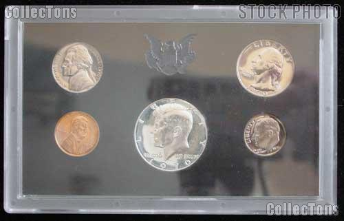 1970 U.S. Mint Proof Set - RARE ERROR 1970 No S Dime