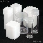 Coin Collecting Supplies - Coin Tubes