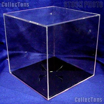 Basketball Display Case by BCW BallQube Grandstand Basketball Holder