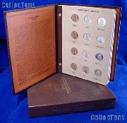 Sacagawea Set 2000 - 2013 BU & Proof Sacagawea Dollar Set (42coins) in Dansco Album #8183