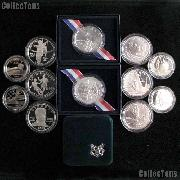 American Coins by Date - Commemorative Coins