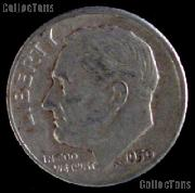 1950-S Key Date Roosevelt Silver Dime - Good or Better