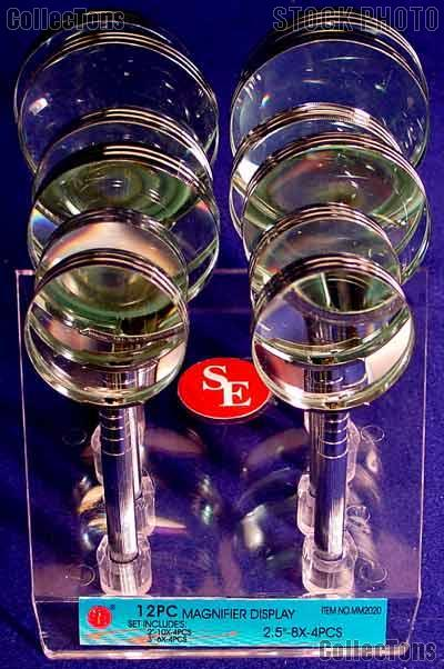 Magnifying Glass - We Specialize in Magnifying Glasses - Lighted