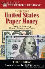 The Official Red Book United States Paper Money 3rd Edition by Arthur & Ira Friedberg - Paperback