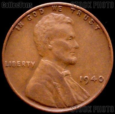 1918 Wheat Penny Value http://www.collectons.com/shop/item/86/1940-Wheat-Penny-Lincoln-Wheat-Cent-Circulated-G-4-or-Better