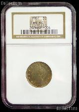 1907 Liberty Head V Nickel in NGC MS 64