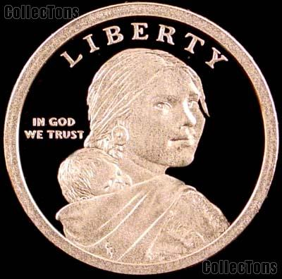 2013-S Native American Dollar GEM Proof 2013 Sacagawea Dollar SAC