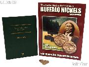 Buffalo Nickels Coin Collecting Starter Set with Folder, Book, and Coins