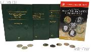Kennedy Half Dollar Coin Collecting Starter Set with Folders, Book, and Coins
