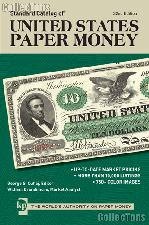 Standard Catalog of United States Paper Money 32nd Edition by George S Cuhjah - Paperback