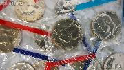 12 Different BU Kennedy Half Dollars in Mint Cello 1971-2006