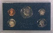 1983 PROOF SET * ORIGINAL * 5 Coin U.S. Mint Proof Set