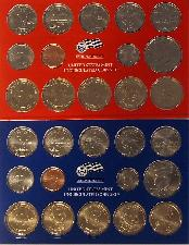2007 Mint Set - All Original 28 Coin U.S. Mint Uncirculated Set