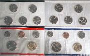 2003 Mint Set - All Original 20 Coin U.S. Mint Uncirculated Set