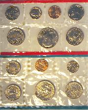 1980 Mint Set - All Original 13 Coin U.S. Mint Uncirculated Set